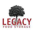 Legacy Food Storage voucher codes
