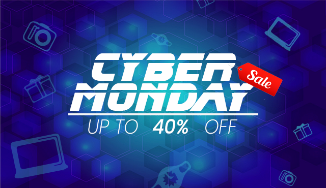 Cyber Monday Deals Discount code