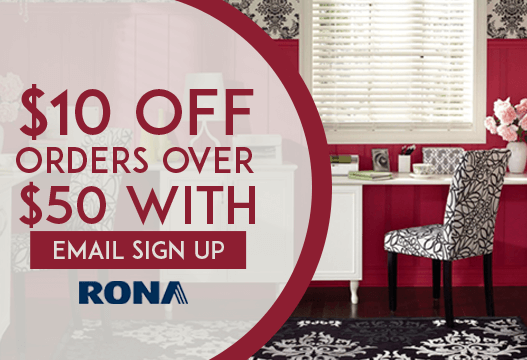 Rona Canada 2020 Promotion Codes