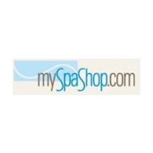 MySpaShop voucher codes